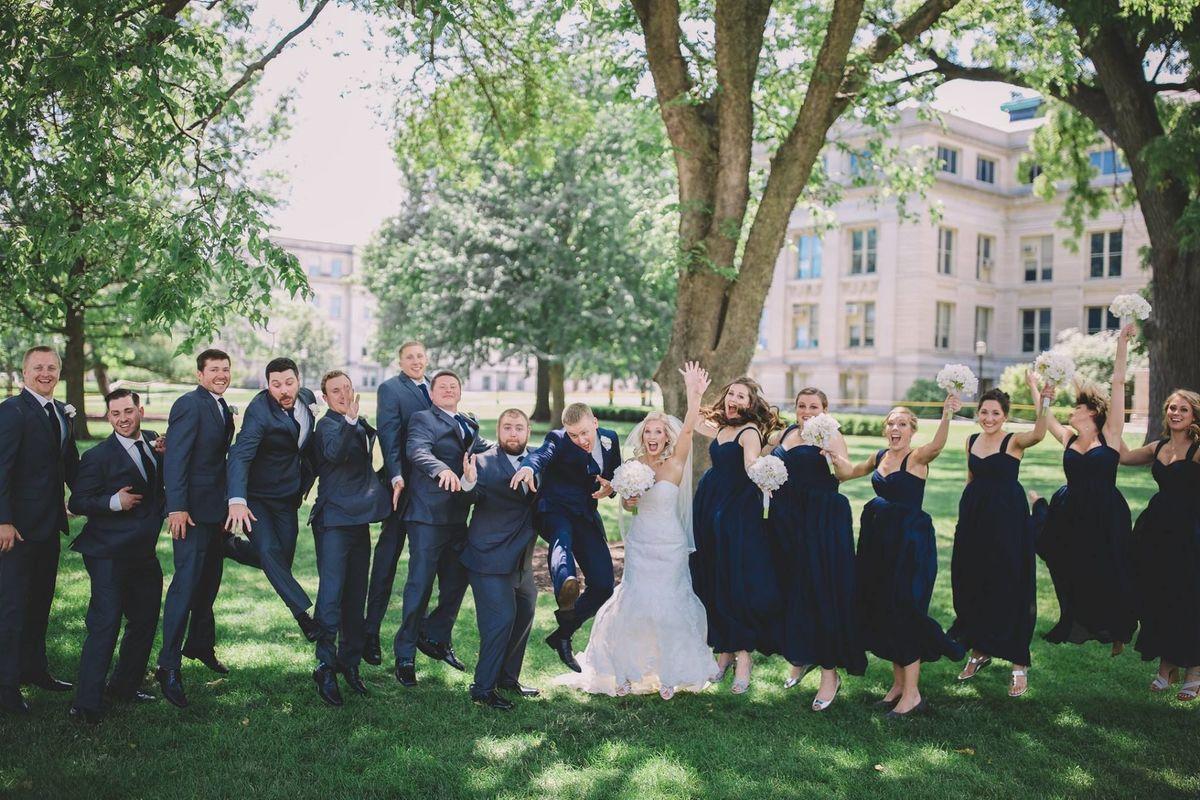 Tkm productions videography iowa city ia weddingwire for Wedding dresses iowa city