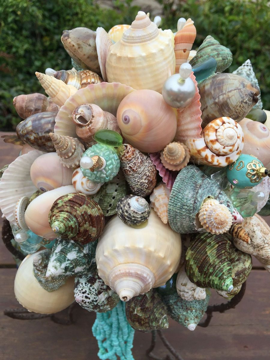 Shell Designs By Sue Flowers Lincoln City Or