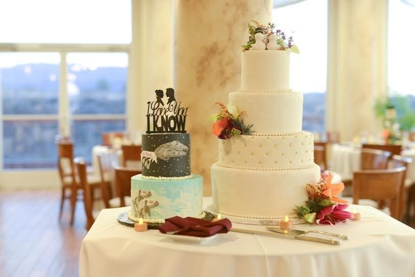 Robin\'s Sweet Cakes - Wedding Cake - Canyon Country, CA - WeddingWire