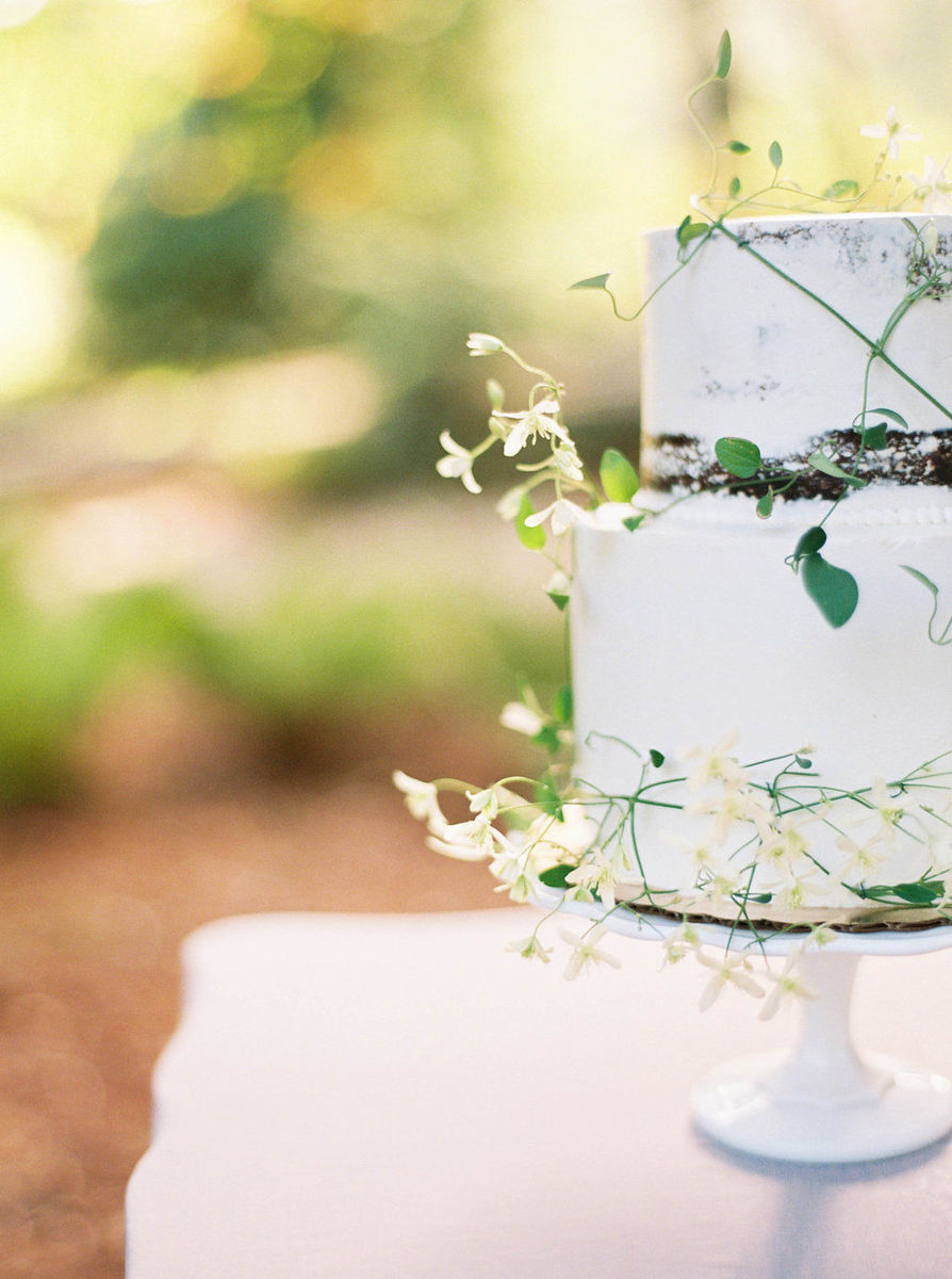 Delicately Sweet Confections - Wedding Cake - Seattle, WA - WeddingWire