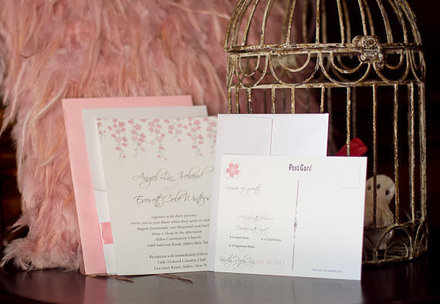 Wedding Invitations by Winters Designs