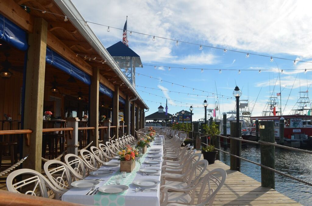 The Angler Restaurant Venue Ocean City Md Weddingwire