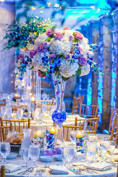 Hollywood glam centerpiece centerpieces indoor reception