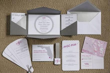 Virginia beach wedding invitations reviews for invitations dana marino design stopboris Image collections
