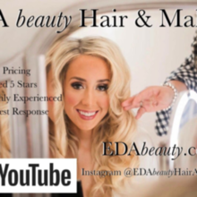 EDA beauty Hair & Makeup
