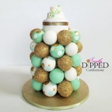 220x220 sq 1511207578675 cake pop wedding tower logo