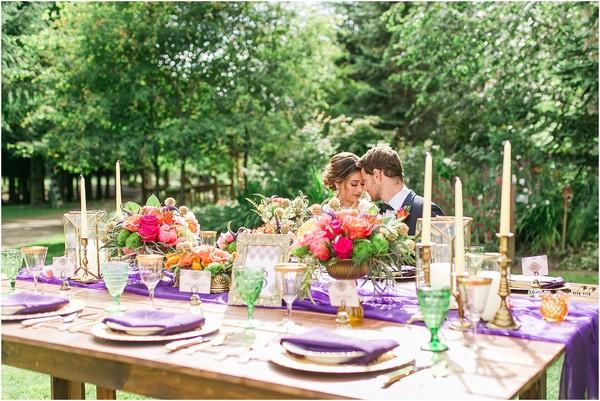 Little Wedding Blush Seattle Wa Wedding Planner