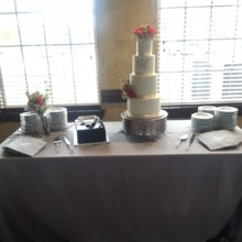 220x220 sq 1477067809690 cake table