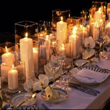 220x220 sq 1459389428151 hurricane candle wedding centerpieces