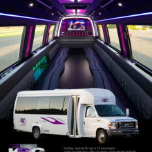 220x220 sq 1507303048444 party bus 23 slick