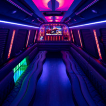 220x220 sq 1507303472271 party bus 401   33