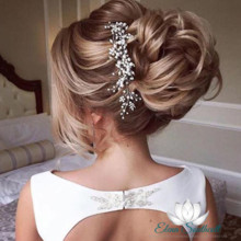 220x220 sq 1481550632437 wedding hair by elena southcott 1 of 1 3