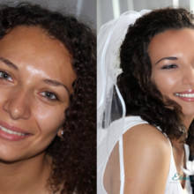 220x220 sq 1481556995438 before and after makeup by lena southcott 768x549