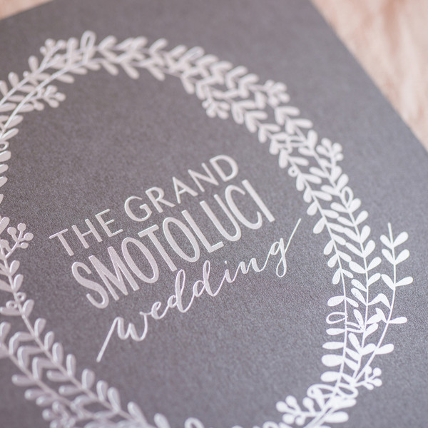 1462564727631 Keri Closeup Philadelphia wedding invitation
