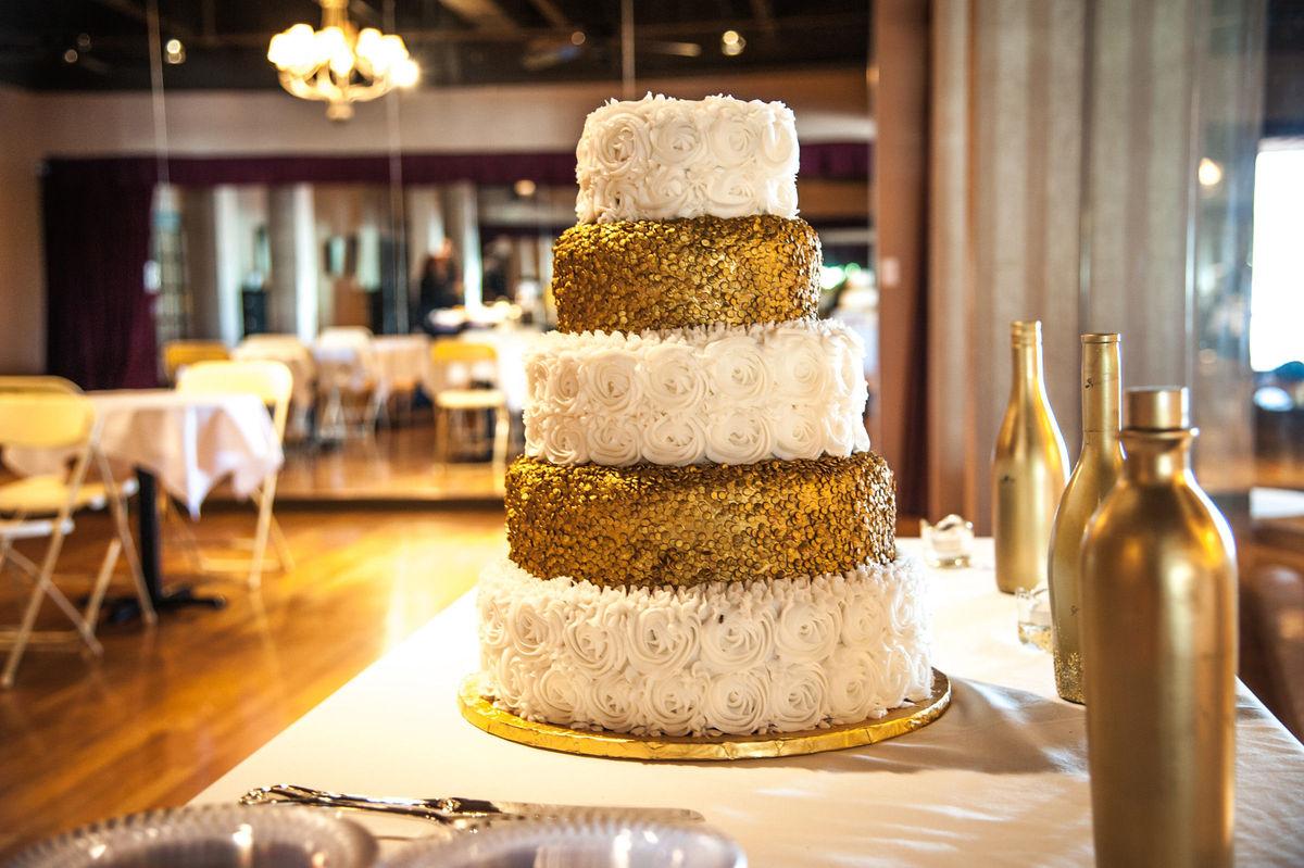AGoodeCupcake - Wedding Cake - Kansas City, KS - WeddingWire