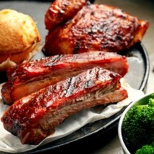 220x220 sq 1462478049410 29lunch combo st. louis ribs and chicken 58190 cop