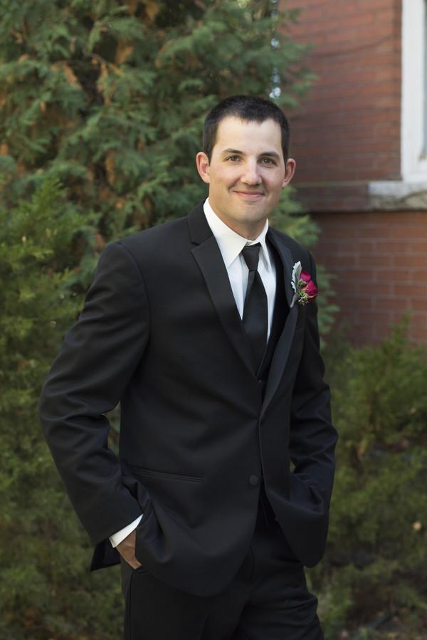 Regal Fall Wedding in Montana, Wedding Real Weddings Gallery by ...