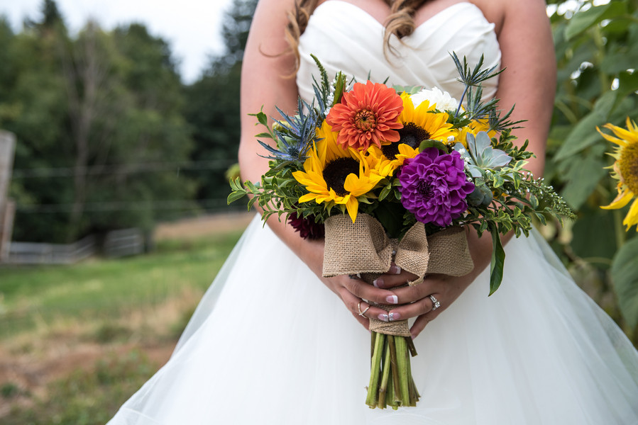 Photos Sunflower Wedding Flowers Pictures Page 3