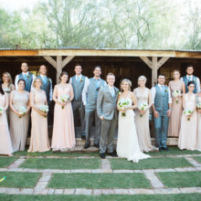 "<strong class='info-row'>lisa d. Photography</strong> <div class='info-row description'><html>  <head></head>  <body>    ""I loved the way everyone look in our wedding,"" says Amber.   Venue:   <a href=""https://www.weddingwire.com/reviews/whispering-tree-ranch/538664c81ed617fd.html"" target=""_blank""> Whispering Tree Ranch </a>      </body> </html></div>"