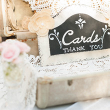 "<strong class='info-row'>lisa d. Photography</strong> <div class='info-row description'><html>  <head></head>  <body>    A vintage suitcase was used as a card box.   Venue:   <a href=""https://www.weddingwire.com/reviews/whispering-tree-ranch/538664c81ed617fd.html"" target=""_blank""> Whispering Tree Ranch </a>       <div>         </div>   </body> </html></div>"