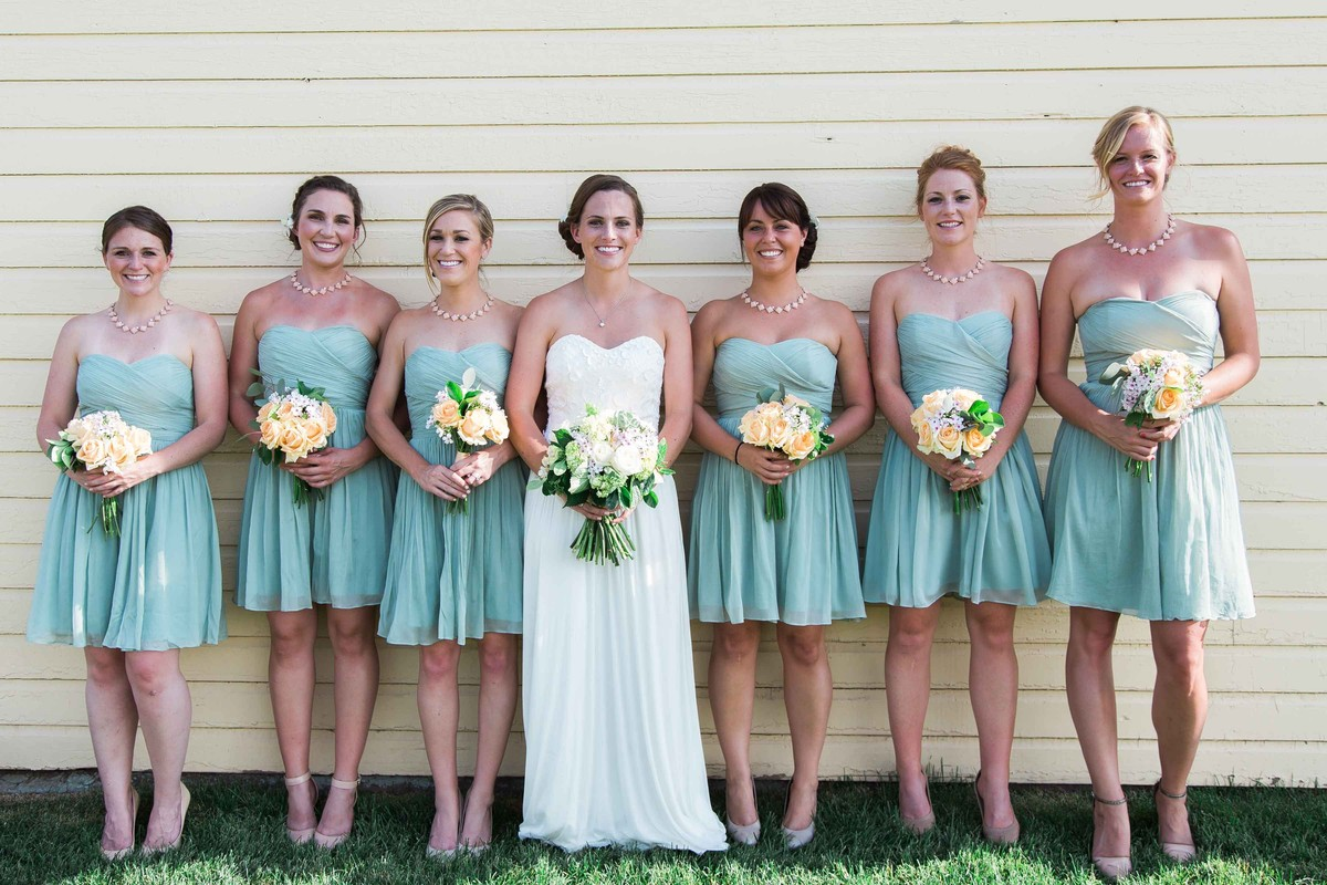 Summer Montana Barn Wedding , Wedding Real Weddings Gallery by ...