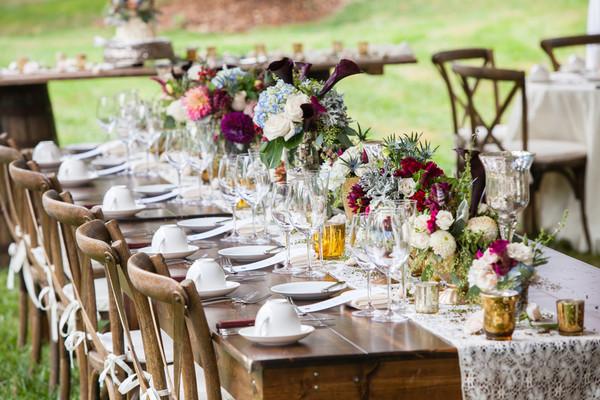 Elegant Southern Wedding in Savannah - Maggie Bride is wearing Divina by Maggie Sottero