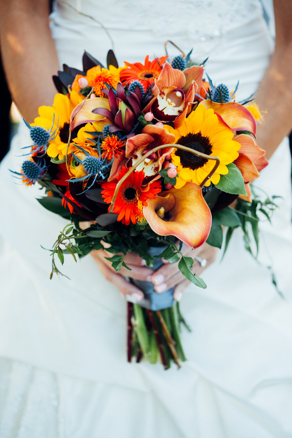 Modern romantic rustic black orange white yellow bouquet calla lily modern romantic rustic black orange white yellow bouquet calla lily daisy greenery maryland modern space museum orchid summer sunflower wedding flowers junglespirit Choice Image