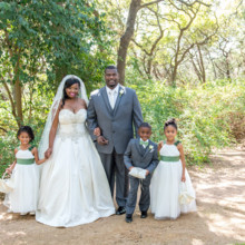 "<strong class='info-row'>Svetlana Photography</strong> <div class='info-row description'><html>  <head></head>  <body>    The couple couldn't forget to pose for photos with the adorable flower girls and ring bearer.   Venue:    <a href=""https://www.weddingwire.com/biz/the-vista-on-seward-hill-austin/8620a87097a99c38.html"" target=""_blank"">The Vista on Seward Hill</a>   </body> </html></div>"