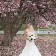 """<strong class='info-row'>Pond Photography</strong> <div class='info-row description'><html>  <head></head>  <body>    The bride donned a strapless fit-and-flare gown adorned with intricate beading. """"I would love to wear it every day,"""" Jennifer said of her gown. """"It was perfect.""""     <span class=""""s1"""">Event Planner: <a href=""""https://www.weddingwire.com/biz/madison-sanders-events-liberty/bfd7956686c7ed3d.html""""><span class=""""s2"""">Madison Sanders Events</span></a></span>     <span class=""""s1"""">Bridal Gown: <a href=""""https://www.weddingwire.com/biz/bridal-extraordinaire-shawnee/c84c47ee18d66085.html""""><span class=""""s2"""">Bridal Extraordinaire</span></a></span>  Flowers:    <a href=""""https://www.weddingwire.com/biz/good-earth-floral-design-studio-overland-park/f0497b6bc386f384.html""""><span class=""""s2"""">Good Earth Floral Design Studio</span></a>  Makeup Artist: Rachel Naster     <span class=""""s1"""">Hair Stylist: Ashley Fancher Bridal Hair</span>   </body> </html></div>"""