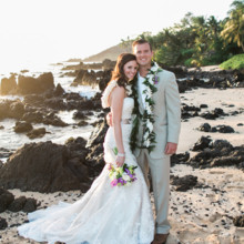 "<strong class='info-row'>Joanna Tano Photography</strong> <div class='info-row description'><html>  <head></head>  <body>    Ashley and Matt were married at the White Orchid Beach House in Makena, Maui.   Venue: White Orchid Beach House from    <a href=""https://www.weddingwire.com/biz/a-white-orchid-wedding-inc-wailuku/613a4afe72f6cb8d.html"" target=""_blank"">A White Orchid Wedding, Inc.</a>  Event Coordinator: Patty Flax from    <a href=""https://www.weddingwire.com/biz/a-white-orchid-wedding-inc-wailuku/613a4afe72f6cb8d.html"" target=""_blank"">A White Orchid Wedding, Inc. </a>  Hair and Makeup: Maui Beautiful Brides  Floral Design:    <a href=""https://www.weddingwire.com/reviews/teresa-sena-designs-kula/e68fec6403a0ee30.html"" target=""_blank"">Teresa Sena Designs</a>  Officiant:    <a href=""https://www.weddingwire.com/reviews/reverend-alapaki-terry/a51f1c38de47ddae.html"" target=""_blank"">Reverend Alapaki Terry</a>  Catering:    <a href=""https://www.weddingwire.com/biz/threes-bar-and-grill-kihei/756180667333c332.html"" target=""_blank"">Three Bar's and Grill</a>  Bartending:    <a href=""https://www.weddingwire.com/reviews/maui-bars-are-us/06b07dad61bc623b.html"" target=""_blank"">Maui Bars are Us</a>  Entertainment: Alika Nako'oka  Videography:    <a href=""https://www.weddingwire.com/biz/hi-focused-cinematography/7d069f006252a4cd.html"" target=""_blank"">HI FOCUSED cinematography</a>   </body> </html></div>"