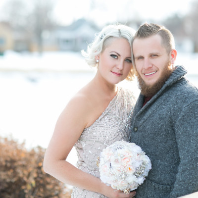 400x400 sq 1475775802331 intimate south dakota holiday wedding