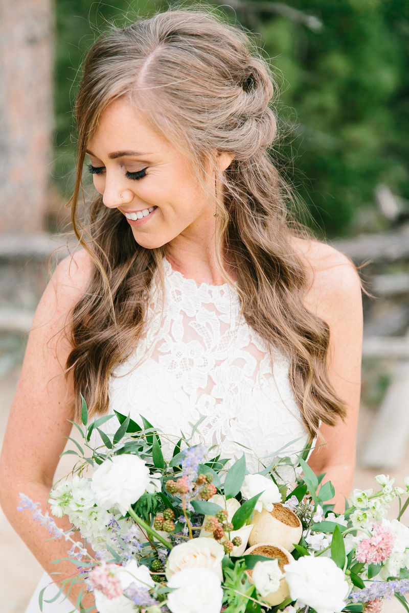estes park wedding hair & makeup - reviews for hair & makeup