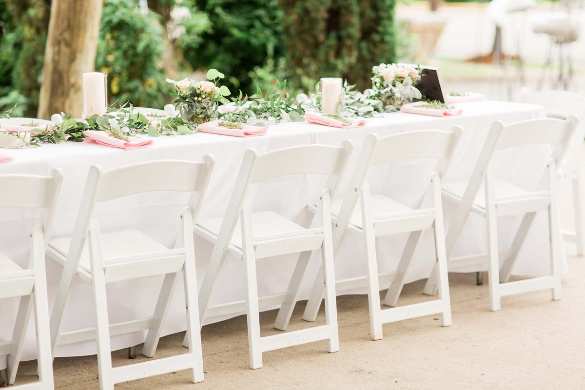 Spring Arkansas Garden Wedding, Wedding Real Weddings Gallery by ...