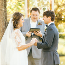 """<strong class='info-row'>Erin Morrison Photography</strong> <div class='info-row description'><html>  <head></head>  <body>    They exchanged vows in front of family and friends.  Venue: Tuckaway Cove  Bride's Gown:   <a href=""""https://www.weddingwire.com/reviews/sarah-seven-san-francisco/a18db1e5e4af988f.html"""" target=""""_blank"""">Sarah Seven</a>from   <a href=""""https://www.weddingwire.com/biz/the-dress-theory-seattle/eacb4ac349379587.html"""" target=""""_blank"""">The Dress Theory</a>   </body> </html></div>"""