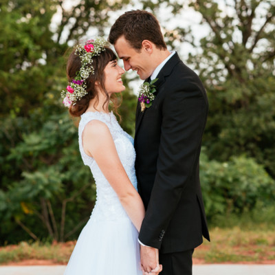 400x400 sq 1478789480540 cheerful oklahoma outdoor wedding