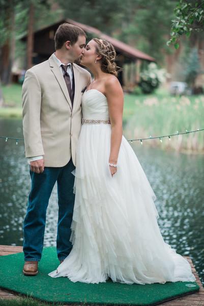 Shabby Chic Montana Ranch Wedding Real Weddings Gallery By WeddingWire 53