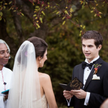 "<strong class='info-row'>Femina Photo + Design</strong> <div class='info-row description'><html>  <head></head>  <body>    The groom read his heartfelt vows from a personalized notebook.  Venue:    <a href=""https://www.weddingwire.com/biz/dupont-country-club-and-brantwyn-estate-wilmington/4c1b5d56634cbc07.html"">Brantwyn Estate</a>  Men's Attire: Calvin Klein from Men's Wearhouse  Floral Design:    <a href=""https://www.weddingwire.com/biz/a-garden-party-elmer/7f876b0ec1188a61.html"">A Garden Party</a>  Ceremony Music:    <a href=""https://www.weddingwire.com/biz/philadelphia-string-quartet-philadelphia/4f0cdaa87b881e8b.html"">Philadelphia String Quartet</a>      </body> </html></div>"