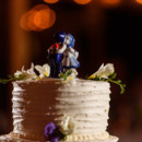 Blue Wedding Cake Photos Blue Wedding Cake Pictures