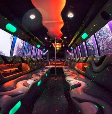 Stl Party Bus Transportation Saint Louis Mo Weddingwire