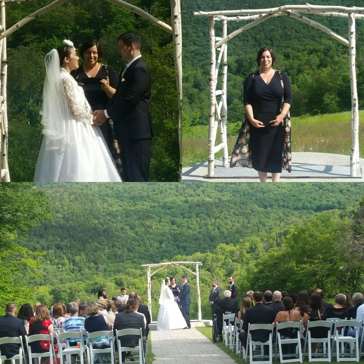 Heather Rose Wedding Officiant