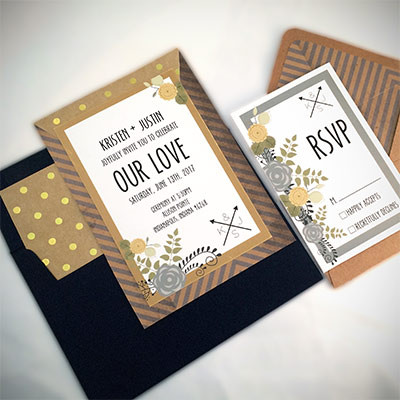 1464362445479 Gold Navy Set Indianapolis wedding invitation