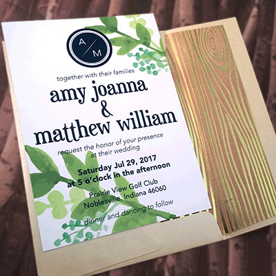 1465439406093 Greenery Navy3 Indianapolis wedding invitation