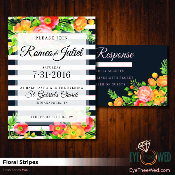 1481214285831 Black And White Indianapolis wedding invitation