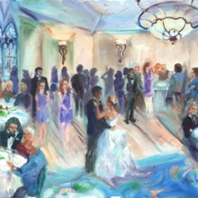 220x220 sq 1470104000662 wedding painting ann bailey