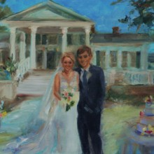 220x220 sq 1483151320417 wedding painting roswell at naylor hall by ann bai