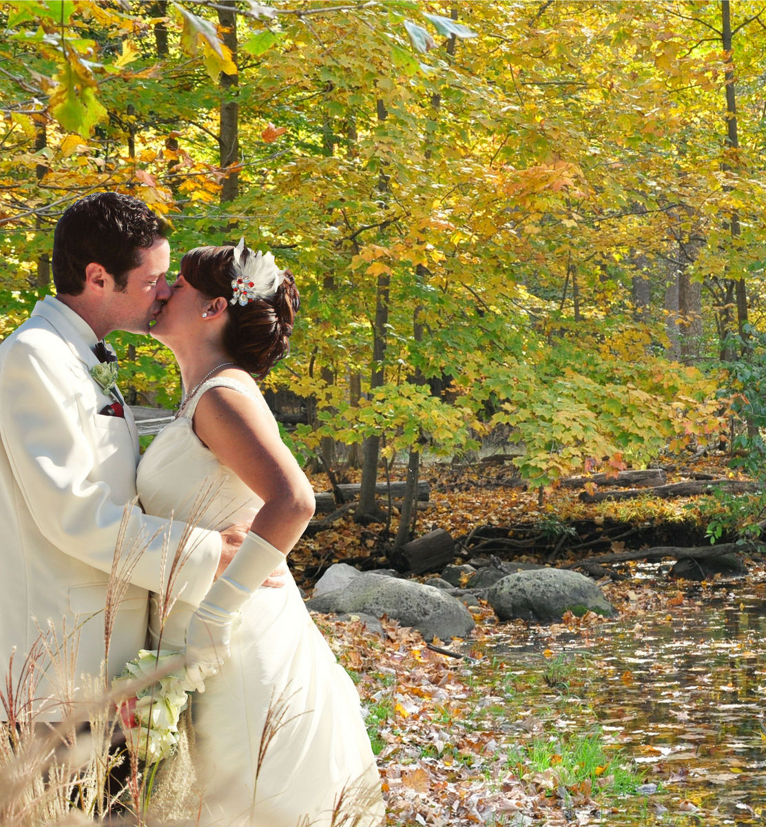 Stage Nature Center Venue Troy Mi Weddingwire