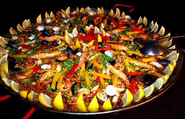 elegant food presentation