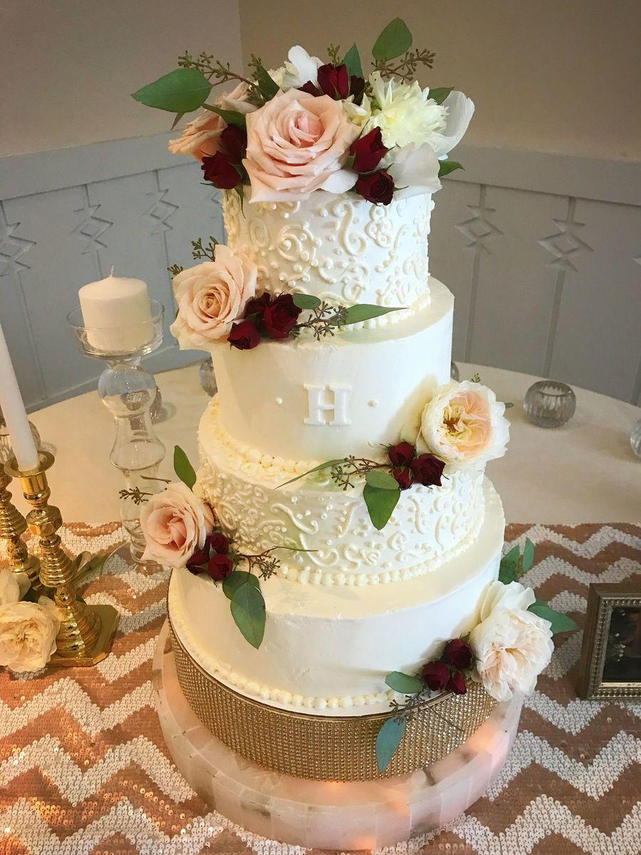 Bizzy B Cakes Wedding Cake Albuquerque Nm Weddingwire