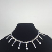 220x220 sq 1474491362541 spakling ice necklace   front