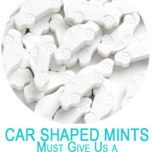 220x220 sq 1471556294922 car shaped mints 2
